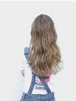 ユニカ ヘアー(UNICA hair)尾道市 グレージュ 人気 UNICAベージュカラー