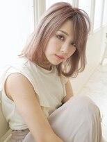 《Agu hair》ゆるふわ抜け感ミディアムボブ☆