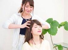 松本平太郎美容室 銀座パートツー(PART2)の雰囲気(マッサージなど無料のリラクメニューが充実。【銀座PART2】)