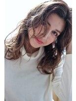 ヘアーアート シフォン 池袋東口店(Hair art chiffon)エレガンスな着物も合うフェアリー&ジェンダーレスヘア 池袋