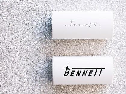 セントアンドベネット(scent&bennett)の写真