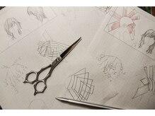 お客様にずっと通ってもらう為の似合うヘアーデザインの作りの考え方