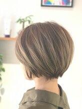 ヘアーナイスデイ ワンスター(Hair nice day ONE STAR)ショートボブ ☆