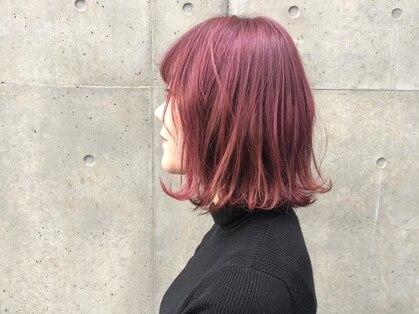 ヘアー ライズ(hair RISE)の写真