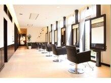 サロン ド グラース インターナショナル(Salon de GRACE international)の雰囲気(全8席。ゆとりのある空間でじっくり美を磨く、贅沢時間を…)