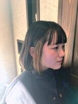 ヘアーメイク アフィーノ(hair make affino)[affino大宮]インナーカラー
