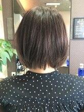 ハンナリ(Hannari)脱暗めの白髪染め!透明感のある頭皮に優しい艶髪カラー!!