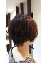 ブーム ヘアー みなみ野店(BooM hair)エレガンスショート