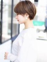 アンド ストーリーズ 表参道(&STORIES)大人ミディアム髪型【20代30代40代】ストレートパーマ