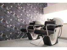 ポートレイト ヘアーデザイン(PORTRAIT hair design)の雰囲気(シャンプースペースは半個室で落ち着いた空間です。)