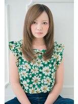 ソフトヘアカッターズ(soft HAIR CUTTERS)☆お嬢様風フェミニンストレート☆