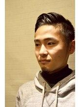 ヒロギンザ 新橋銀座口店(HIRO GINZA)ワイルド7:3バックスタイル<理容室>【新橋】