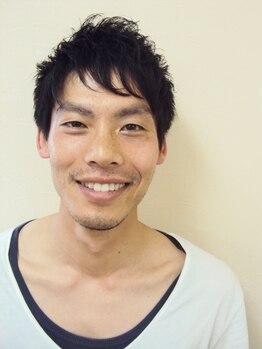 ヘアージン 野々市(hair Jin)の写真/小顔にみえるカットが好評!トップや後頭部のボリュームをしっかり調整◎360°『カッコイイ。』フォルム★
