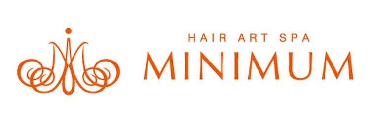 ヘアーアートスパミニマム(HAIR ART SPA MINIMUM)のサロンヘッダー