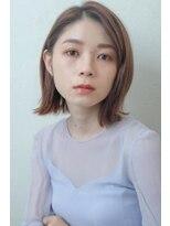 ミンクス 銀座店(MINX)大人のおしゃれボブ【銀座×30代】