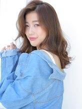 アグ ヘアー ポロ 札幌11号店(Agu hair poro)☆抜け感がcoolなカジュアルセミディ