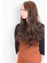 【REJOICE hair -EN-】アッシュブラウン-ロングレイヤー