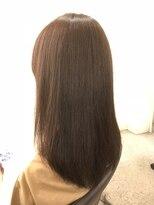 ar hair「高梨 敏史」ツヤ髪カラー