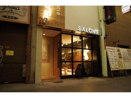 サロンズヘアー 小倉北店(SALONS HAIR)の写真