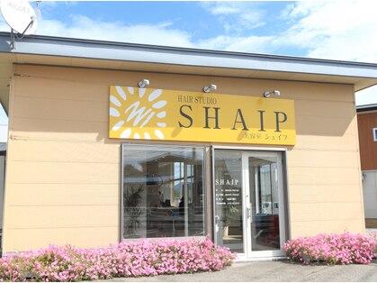 美容室 シェイプ 条里店の写真