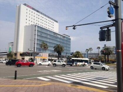 メリィメリィ ヘアハウス 宮崎駅前店の写真