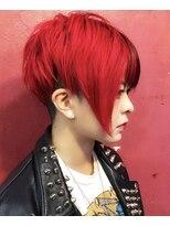 阿佐ヶ谷サンサンヨンキュー(3349)赤髪 爆裂女子