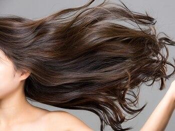 美容室 綿帽子 緑区店(ワタボウシ)の写真/【【緑区】★髪質改善Tr★業界最先端の「酸熱トリートメント」や「コアミートリートメント」で潤う艶髪に♪