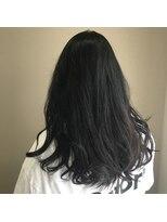 ヘアー ミッション 伊丹店(hair Mission)お客様カラー ダークアッシュ