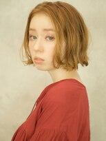 ベック ヘアサロン(BEKKU hair salon)スタイルアップ☆な切りっぱなしボブ