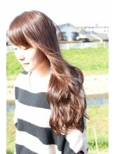 ヘアーメイク グロー(hair make grow) natural wave  parm