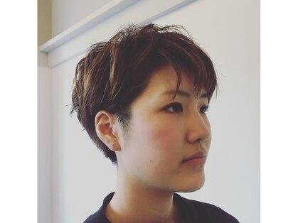 カタチヘアー(HAIR)の写真