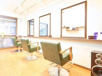 エンダーン(Andern)の写真/【少人数ならではの、マンツーマン施術が魅力★】カフェのようにふっと一息つける空間♪《4席/自由が丘駅》