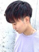 レーヴ(Reve)men's red highlight color【レーヴ】