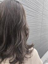 ヘアーウーノイルヴェント(HAIR UNO ilvento)白髪染めで透明感☆【HAIR UNO 水戸】