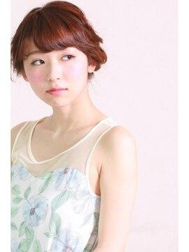 シエクル ヘアアンドスパ 銀座店(SIECLE hair&spa)波ウェーブMIX☆ユルふわギブソンタックアレンジ