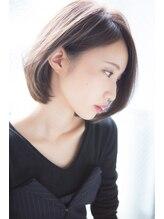 ヘアーバランス(hair BALANCE)ひし形シルエット☆ボブ