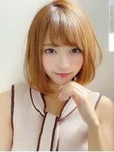 アグ ヘアー キチ 佐賀店(Agu hair kichi)《Agu hair》大人かわいい小顔ナチュラルボブ