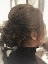 メイクアップノーブル 高円寺(make up NOBLE)Elegant hairstyle **