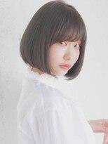 リリアン ギンザ(relian GINZA)【relian銀座竹澤優】ヘルシーレイヤーデジタルパーマミニボブ