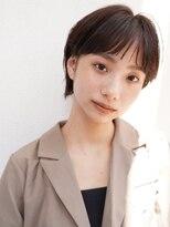 カサネ(casane)【CASANE下北沢】エアリーマッシュショート