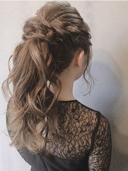 エクラロル(hair&make e'clat Lol)の写真/【プチプラ×可愛い】期待以上の仕上がりに、満足間違いなし◎似合わせスタイルで可愛いを作ります♪