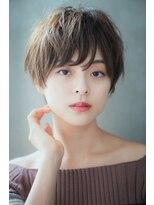 リル ヘアーデザイン(Rire hair design)【Rire-リル銀座-】エレガントショート