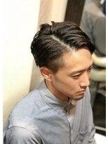 オムヘアーツー (HOMME HAIR 2)直毛お悩みさん.コテパーマ・耳掛けスタイル・hommehair2nd 櫻井