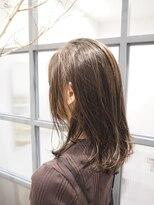 ティルヘアー(TiLL HAIR)圧倒的外国人カラー 赤みゼロカラー アッシュベージュ