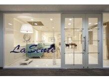 ラ シェンテ 心斎橋(La Sente)の雰囲気(地下鉄心斎橋駅3番出口直結。改札を出てB1からEVで2階へ。)