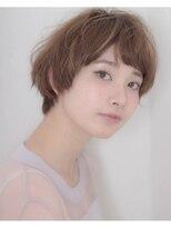 ミンクス ハラジュク(MINX harajuku)MINX藤田 ガーリーフェミニンショート