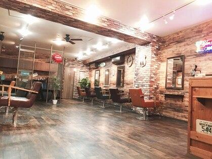 ファニー ヘアファクトリー(FUNNY hair factory)の写真