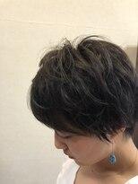美容室 ココロ(cocoro)マニッシュショート
