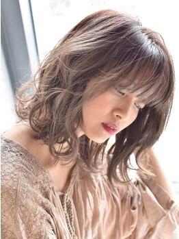 ヘアーメイク アフィーノ(hair make affino)の写真/大宮東口☆髪質に合わせてTrを選びます♪プラチナTrやリッチTrで髪をしっかりケアして、キラキラの艶髪に!