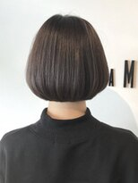 フレイムスヘアデザイン(FRAMES hair design)シンプルだけど可愛いボブスタイル♪